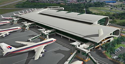 المطارات الأساسية في ماليزيا
