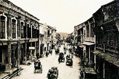 لمحة على التاريخ الماليزي