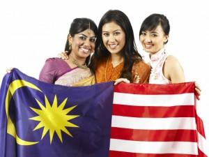 مجتمع ماليزيا المتنوع